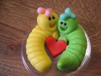 Happy Earthworms