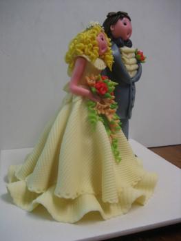 Svatební pár velký
