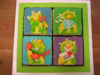 Cake 50th