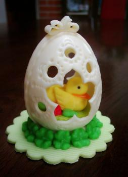Large egg - duck
