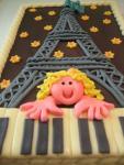Klavíristka v Paříži